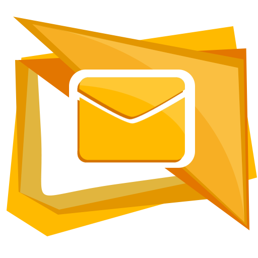 Email, envelope, letter, mail, message icon.