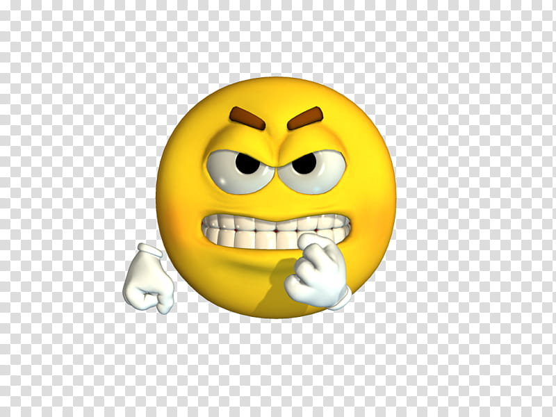 Emos , angry smiley D icon transparent background PNG.