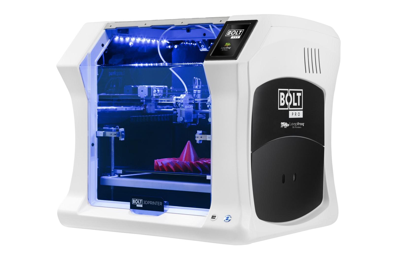 Bolt Pro 3D printer.
