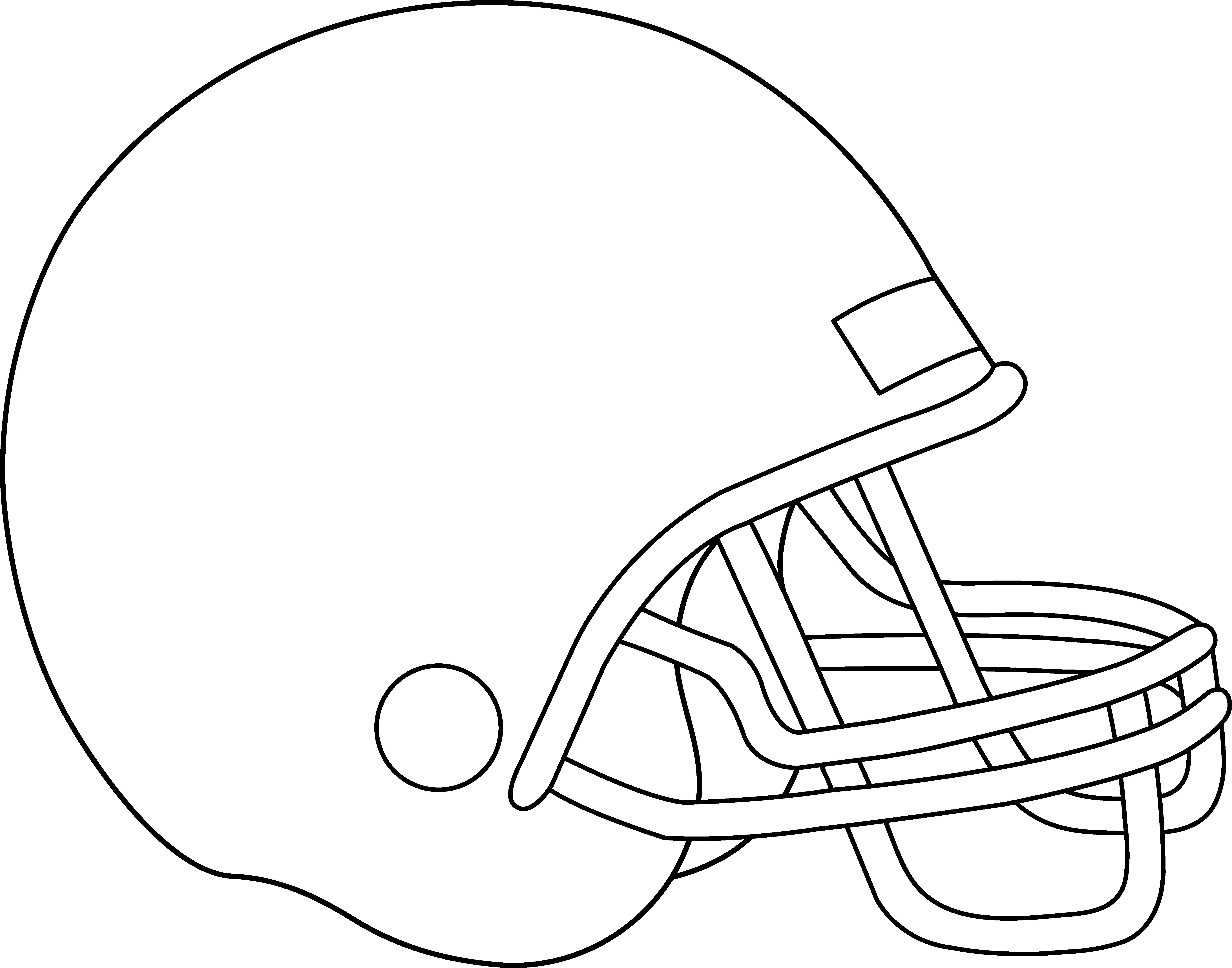 Free Football Helmet, Download Free Clip Art, Free Clip Art.
