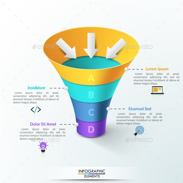 Sales Funnel Graphics, Designs & Templates from GraphicRiver.