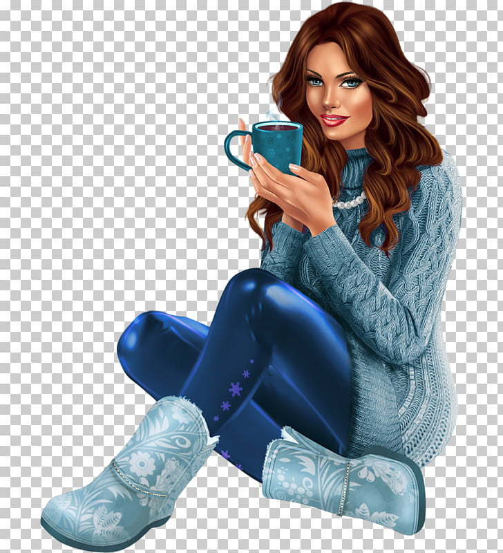 Woman Drawing Girl , 3D girls PNG clipart.