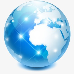 3d Stereoscopic Globe, Globe Clipart, 3d, Three Dimensional PNG.