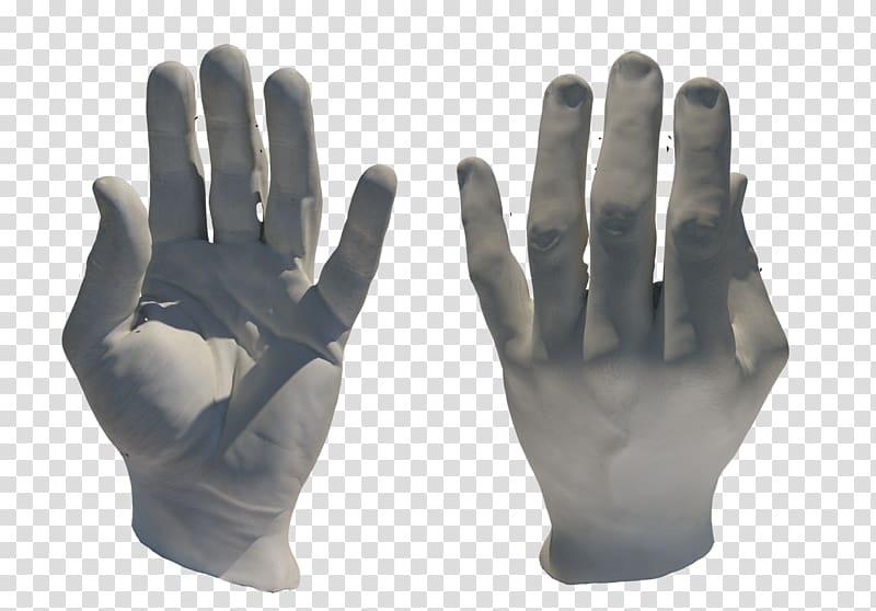 Glove Finger scanner 3D scanner Hand, middle finger.