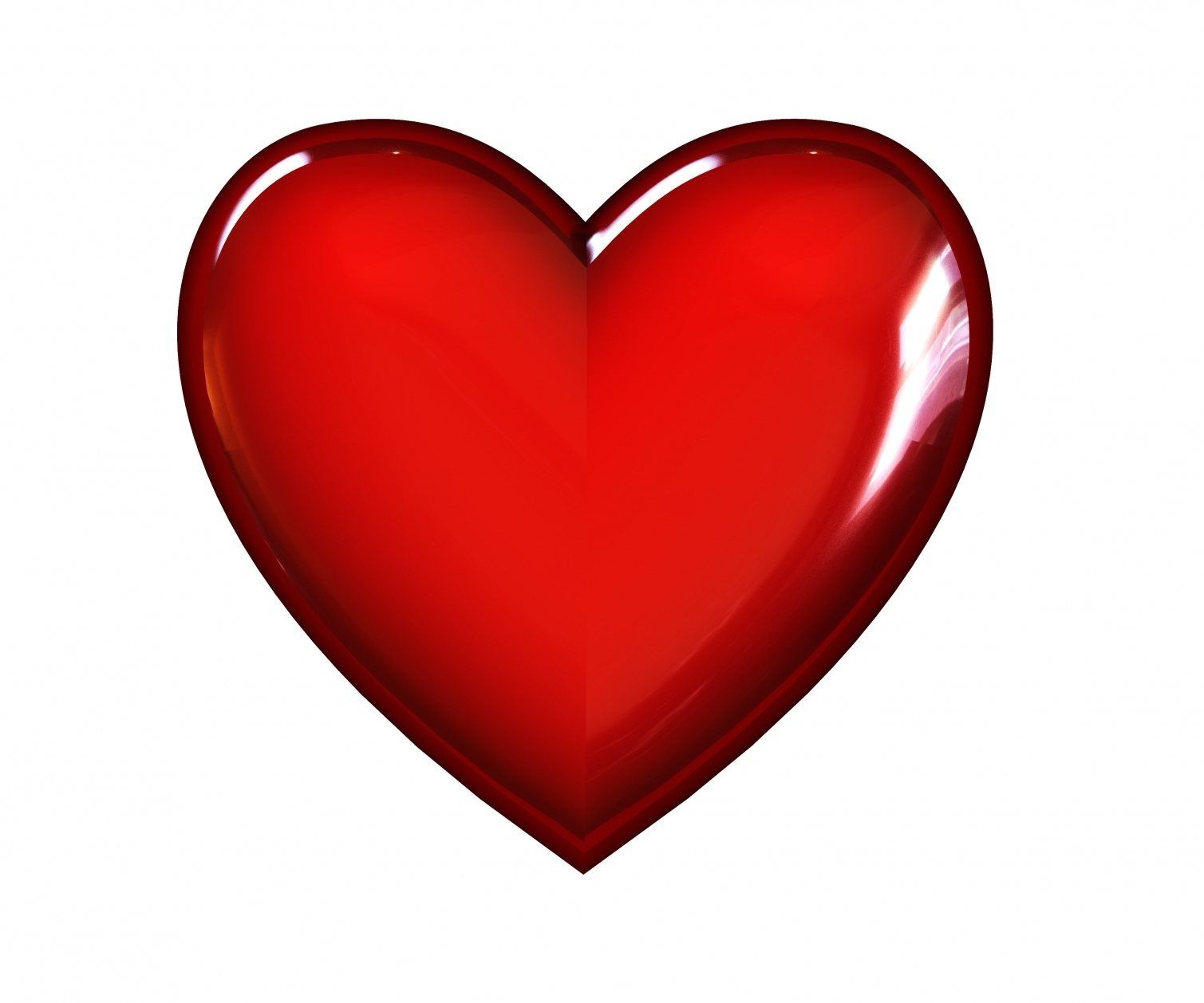 Free 3d Heart, Download Free Clip Art, Free Clip Art on Clipart Library.