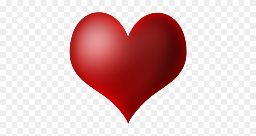 3d Heart By Sisa611 On Clipart Library.