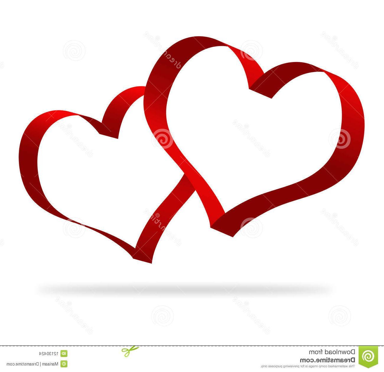 Unique 3d Heart Shaped Clip Art Cdr » Free Vector Art, Images.