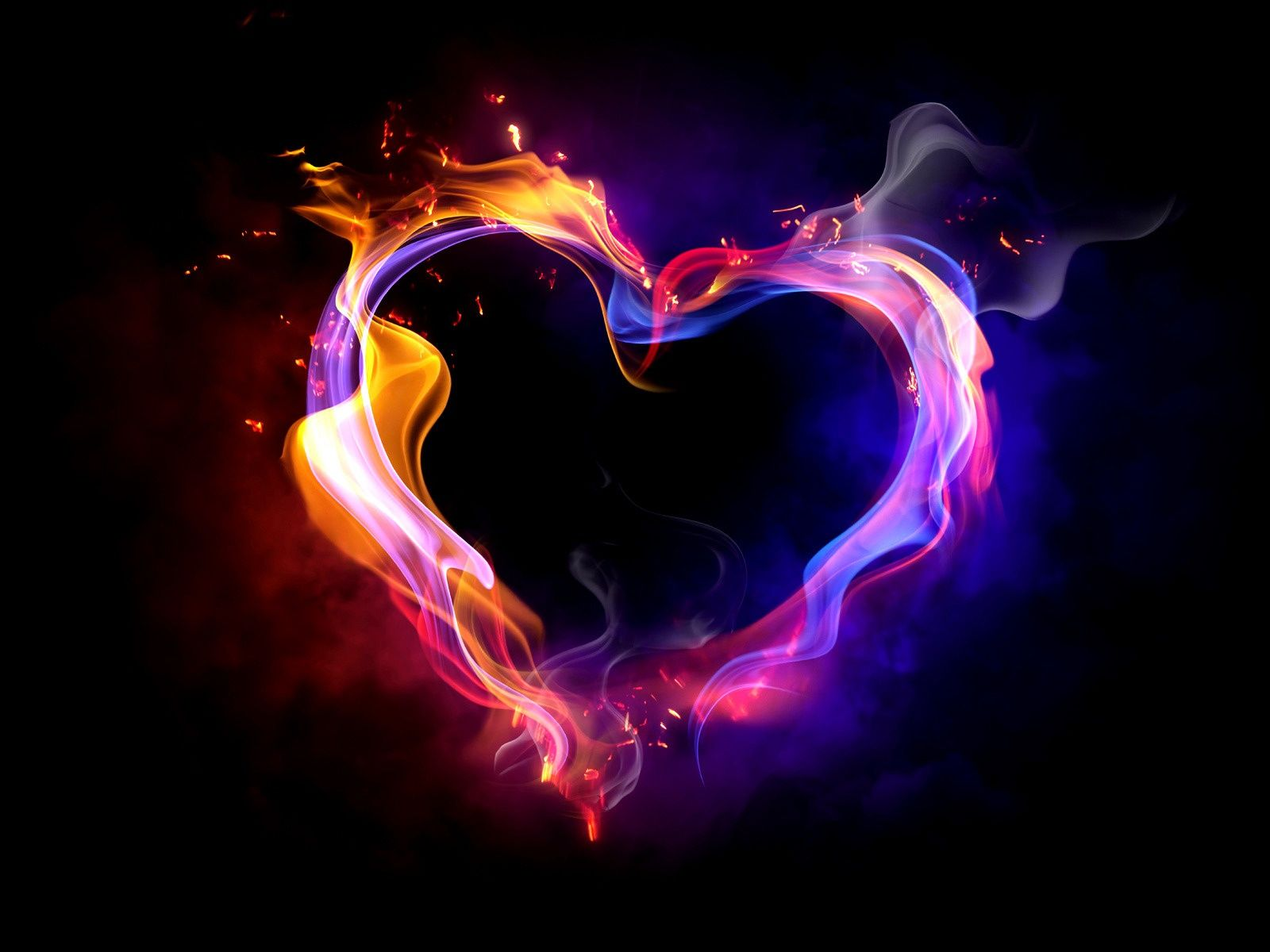 Hd wallpaper 3d fire love free download 449 high definition.