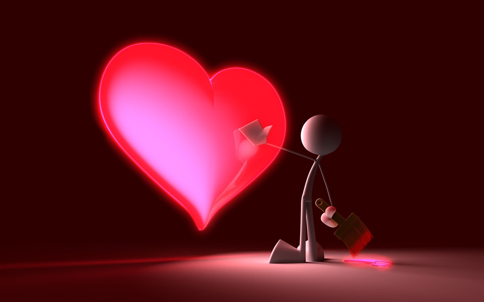 Free 3d Heart, Download Free Clip Art, Free Clip Art on.