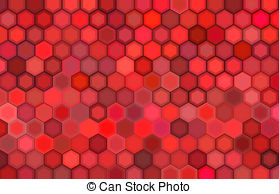 Abstract tile mosaic backdrop in multiple color Stock Illustration.
