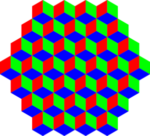 3d Hexagon Clip Art at Clker.com.