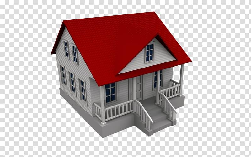 House 3D computer graphics Building 3D modeling, 3D house.