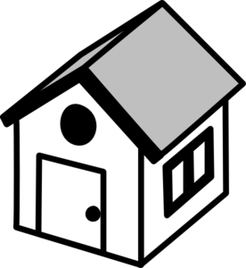 3d Perspective House Clip Art at Clker.com.