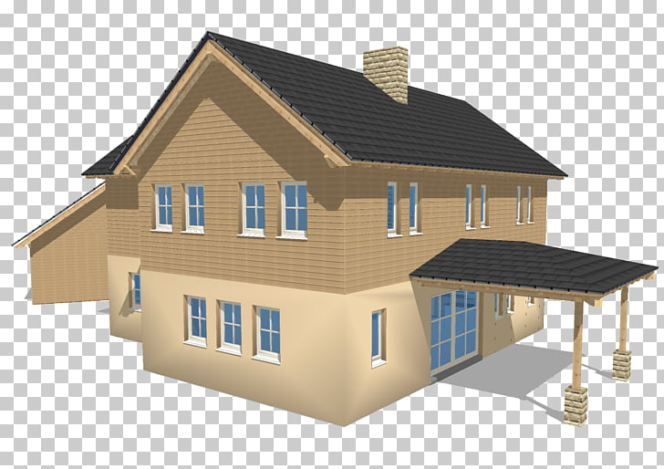 House Building 3D computer graphics Sweet Home 3D, Houses.