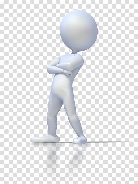Human figure illustration, Stick figure 3D computer graphics.