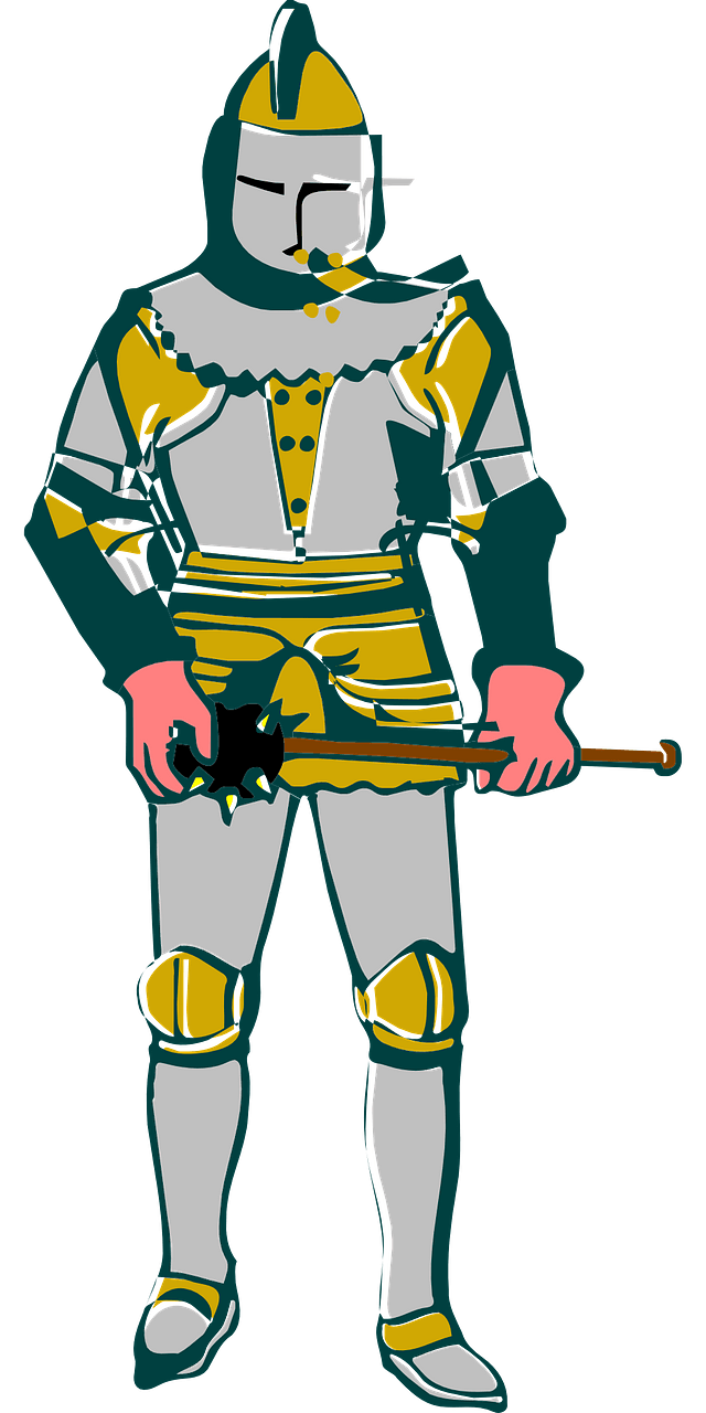 Knight clipart. Free download..