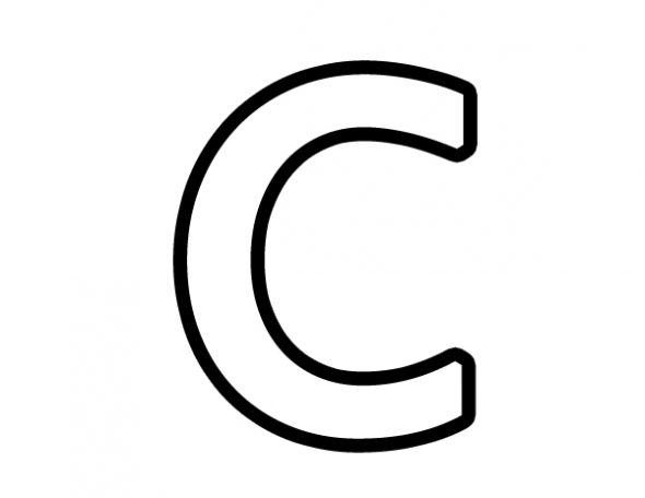 Free Letter C.