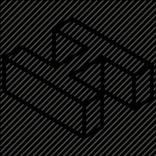 \'3D Fonts\' by Vectors Market.