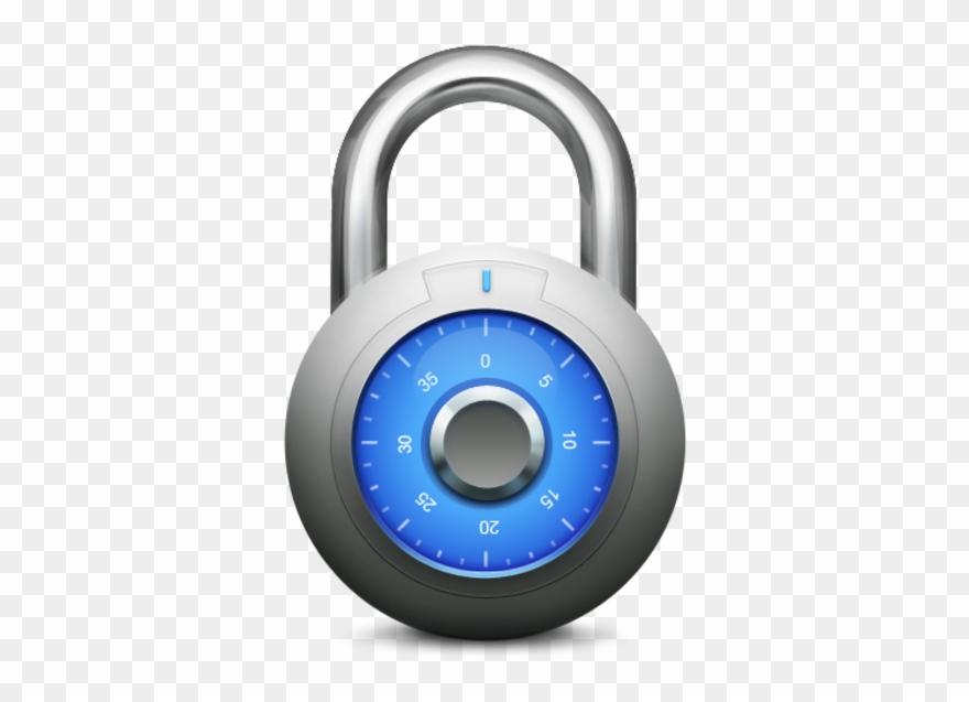 Lock Clipart Encryption.