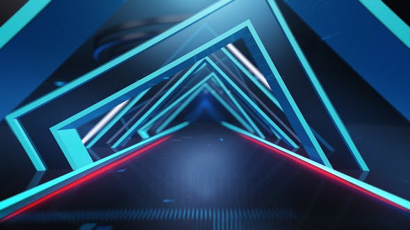 3D logo Animation by CreativeVideohive.