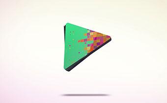 3D Logo Animation.