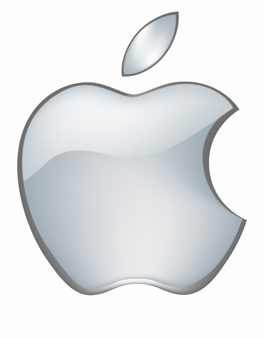 Apple Logo Apple Computer Apple 3D Logo Png.