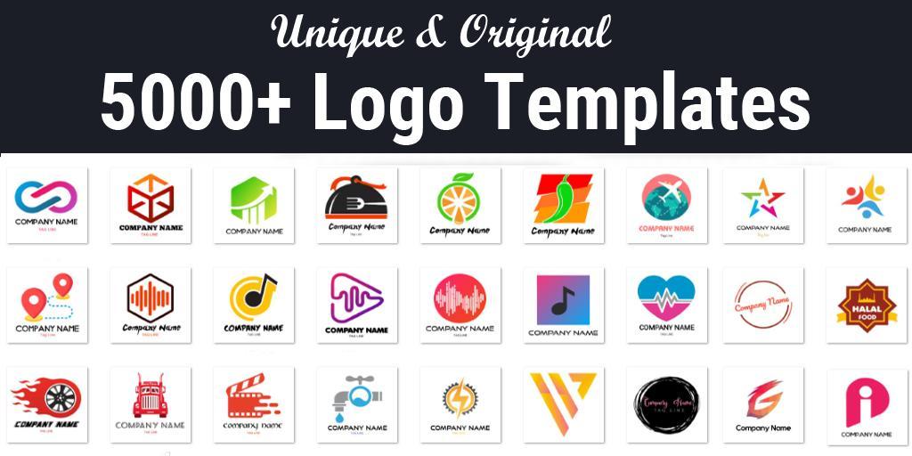 Logo maker 2019 3D logo designer, Logo Creator app for.