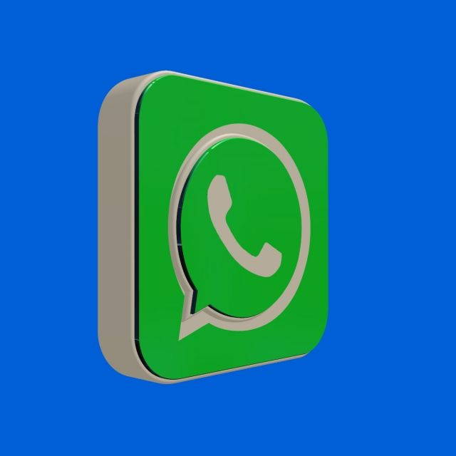3d Whatsapp Icon Whatsapp Logo, 3d Whatsapp, Whatsapp Icon.