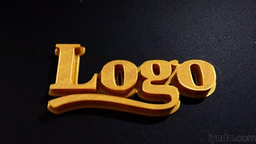 Creating a 3D Logo in Photoshop.