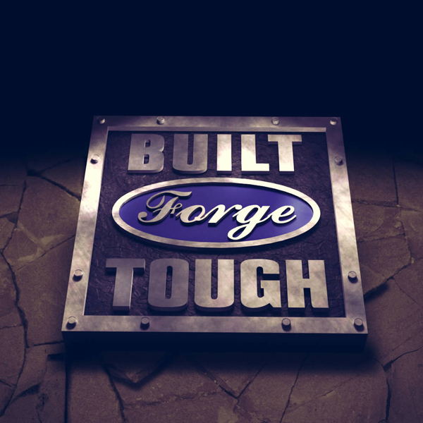 Create a Metallic 3D Logo With Photoshop and Filter Forge.