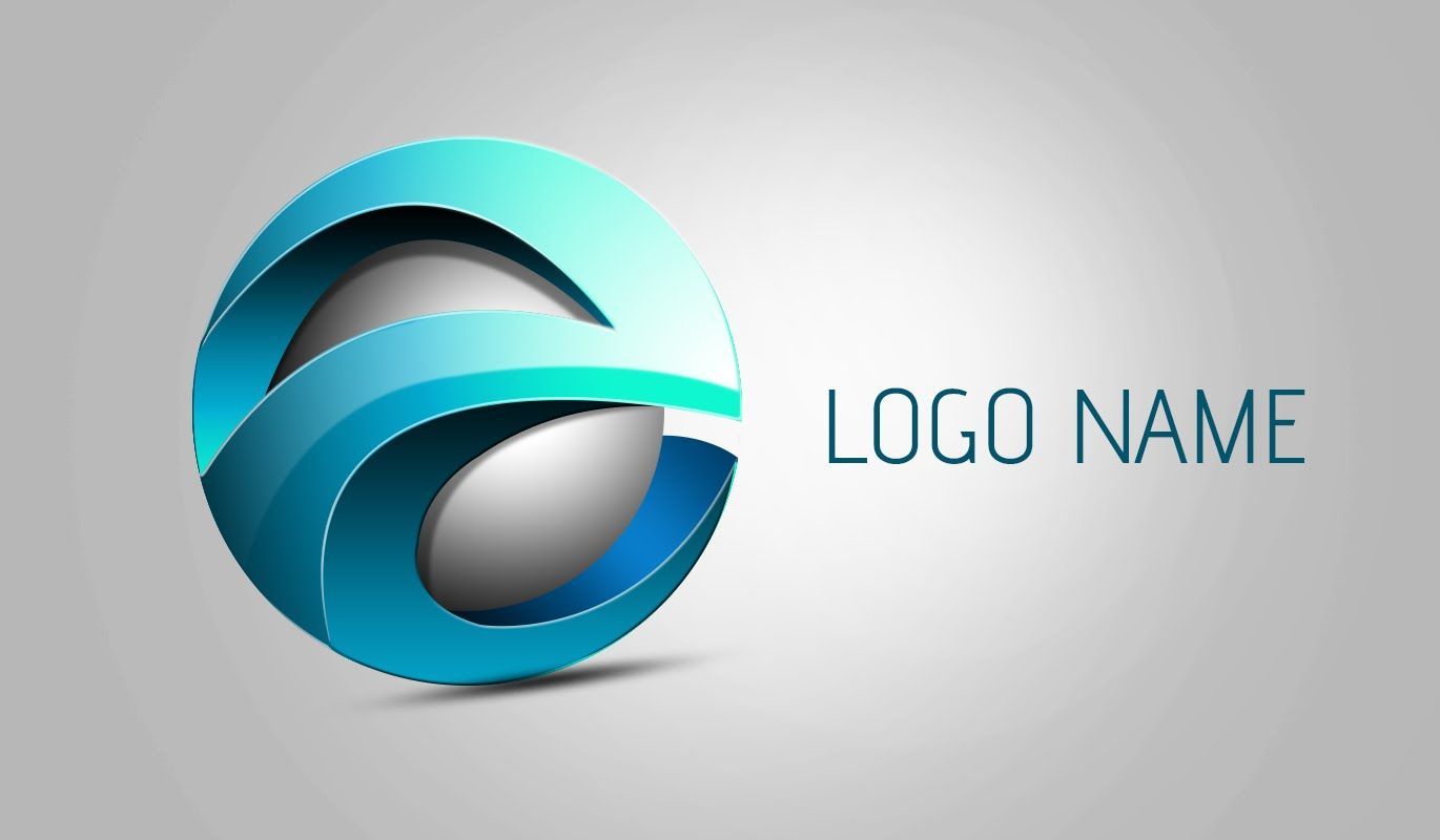This Photoshop Tutorial for 3D Logo Design will guide you.