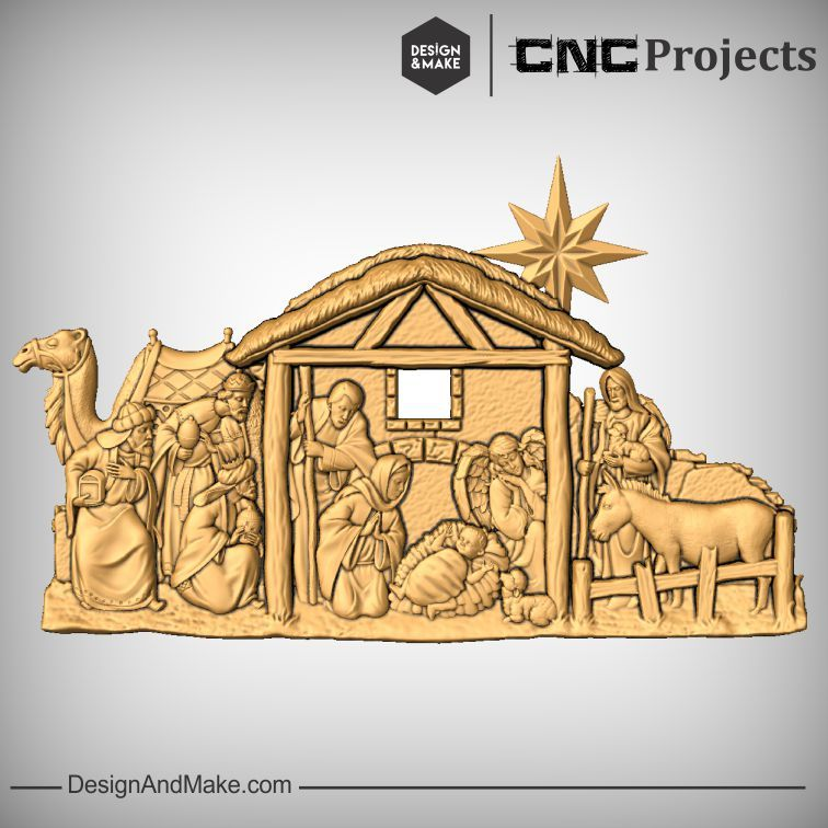 Christmas Clipart #cnc #christmas #christmasprojects.