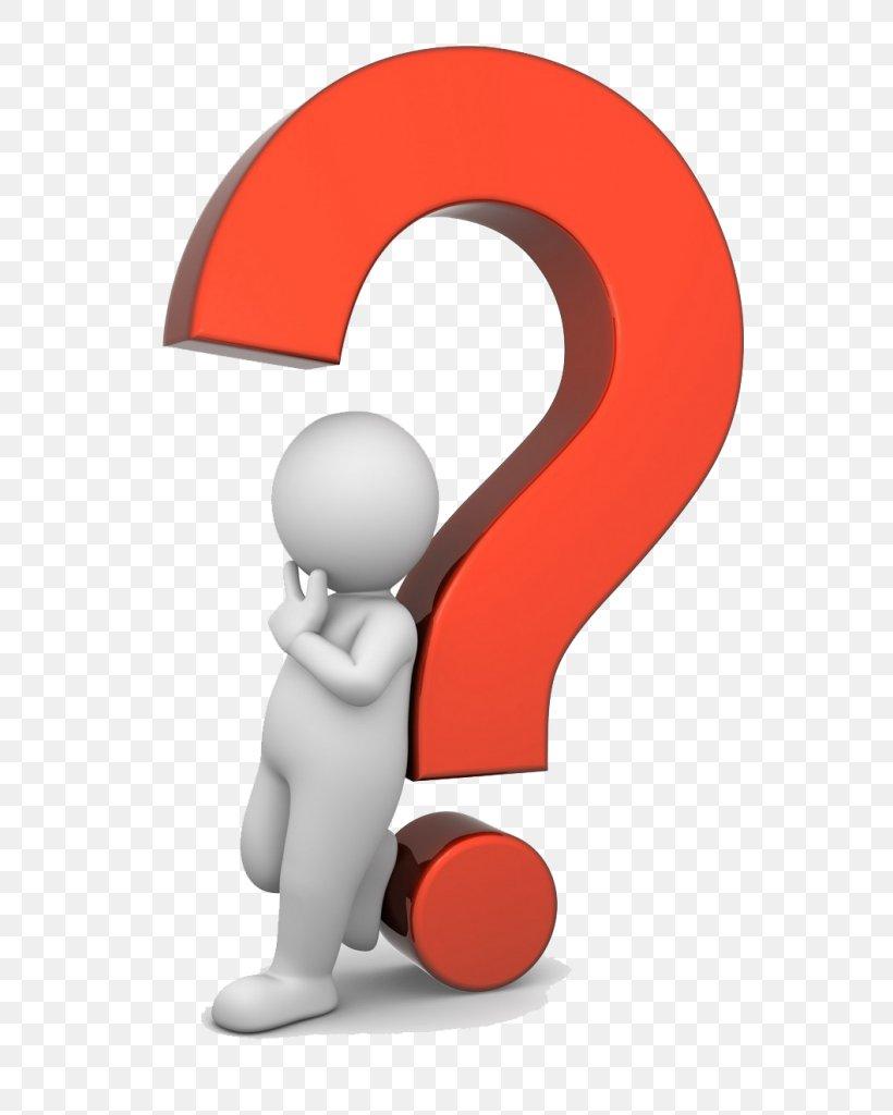 Question Mark Person 3.