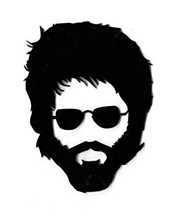 The Logo Man Shahid Kapoor Kabir Singh 3D Emblem Decal Mobile Phone Sticker  Logo.