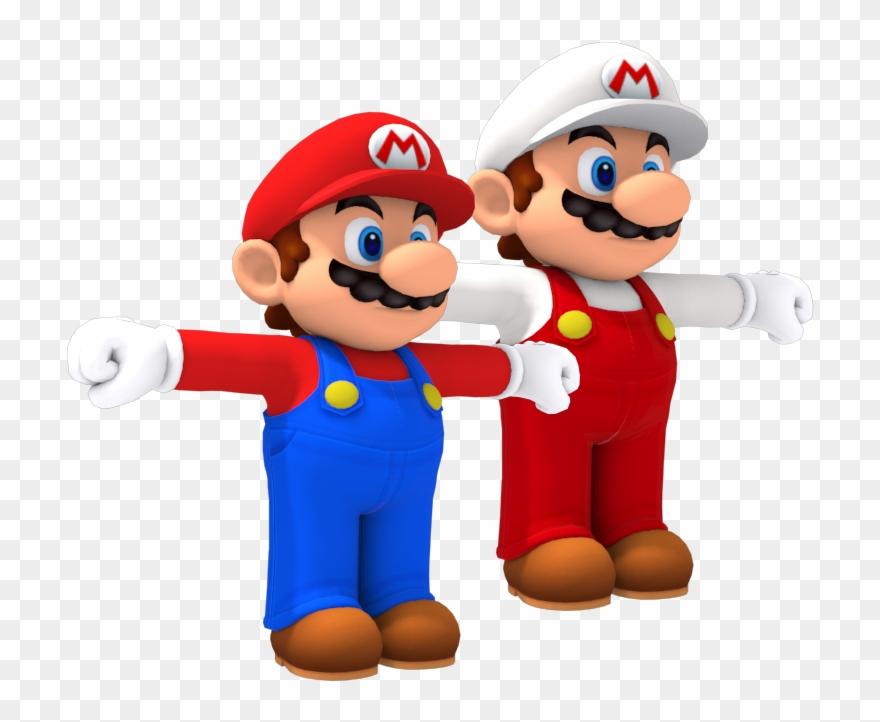 Mario Clipart Hi Res.
