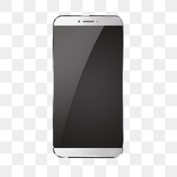 Touch Screen Mobile Phone PNG Images.