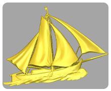 Carve 3D : 3D Clipart.