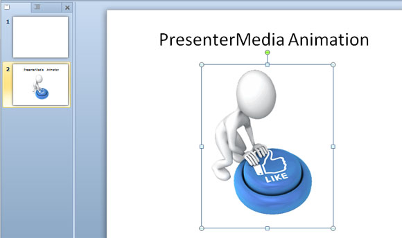 3D Cliparts for PowerPoint.