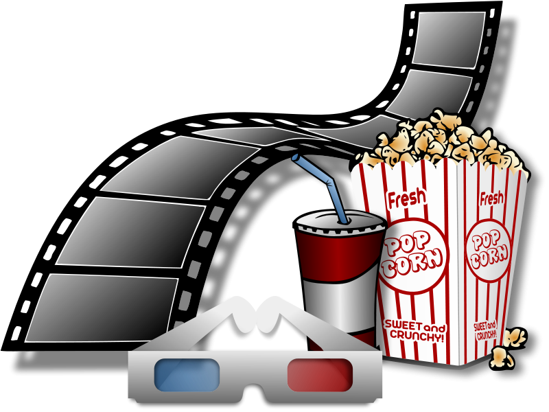 3d glasses clipart.