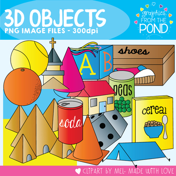 Solid objects clipart 7 » Clipart Station.