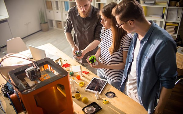 What is 3D printing? How does a 3D printer work? Learn 3D.