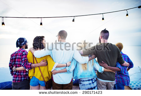 Friendship Day Stock Images, Royalty.