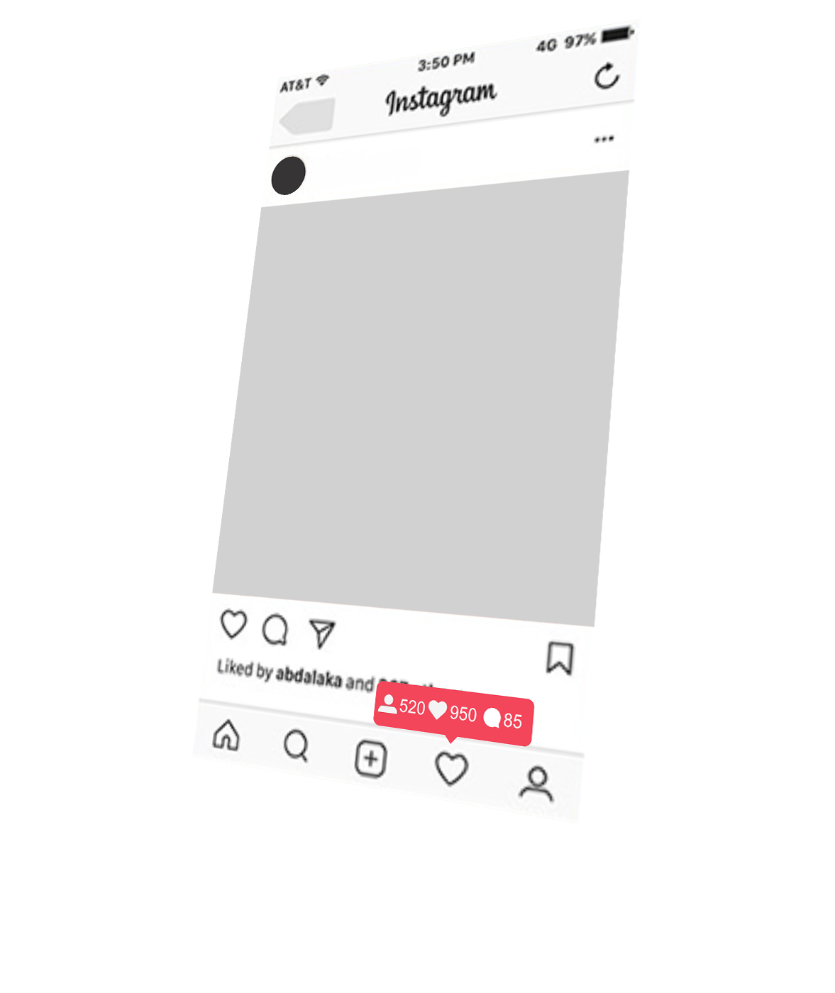 TC EDITZ: 3D edit Instagram.