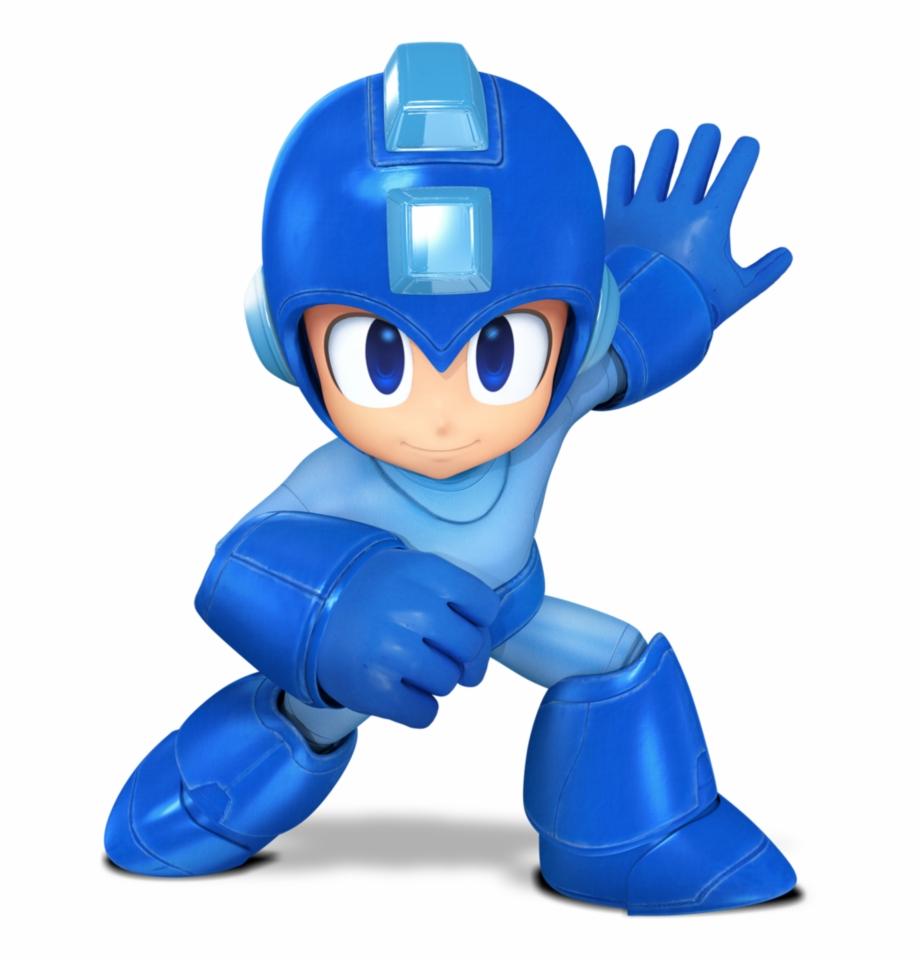 Megaman 3d Png.