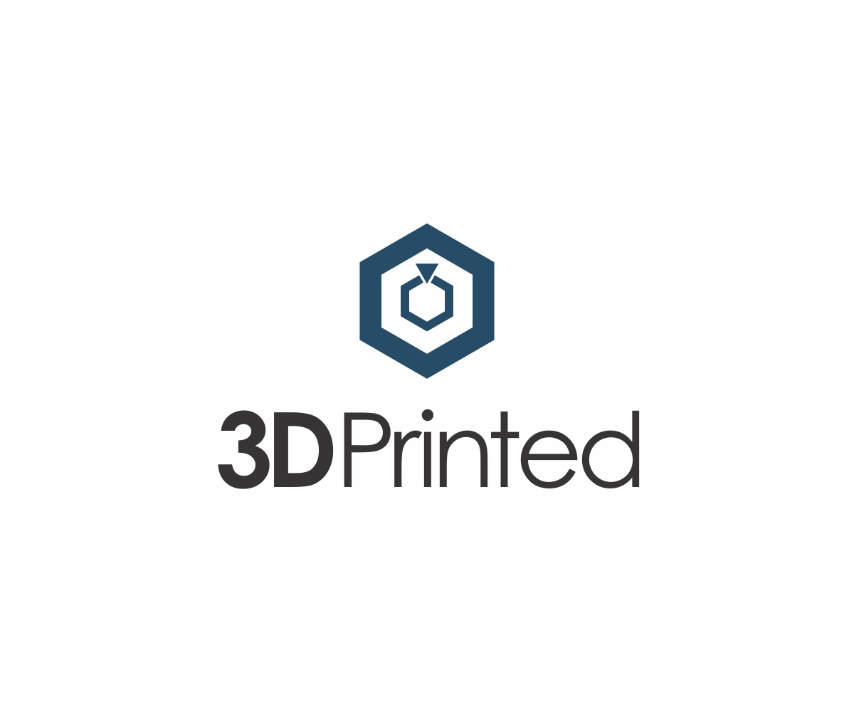 Bold, Professional, Engineering Logo Design for 3D Printed.