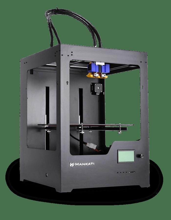 Mankati 3D Printer transparent PNG.
