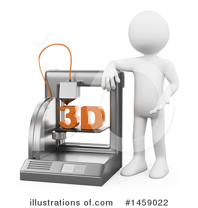 3d Printing Clipart #1308572.