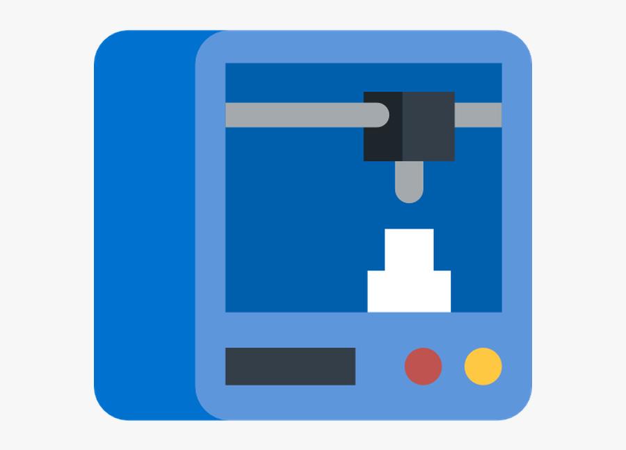 3d Printer Free Vector Icons Designed By Freepik 3d.
