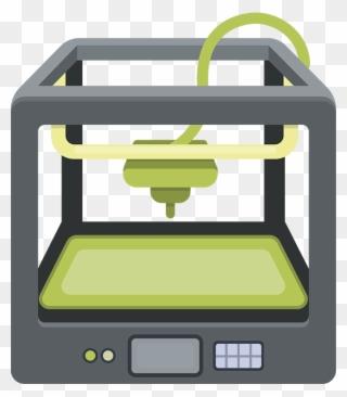 Free PNG 3d Printer Clip Art Download.