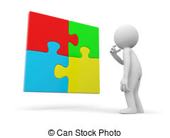 Job people worker puzzle Clip Art and Stock Illustrations. 321 Job.